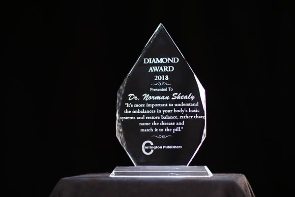 Diamond Award 2018