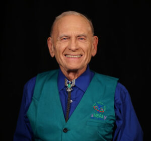 Headshot of Dr. C. Norman Shealy.